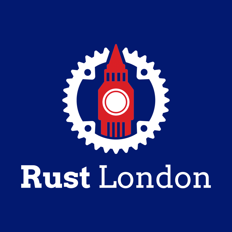 Rust London logo